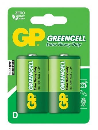 Батарейки GP 13G-2CR2 20/120 2 шт