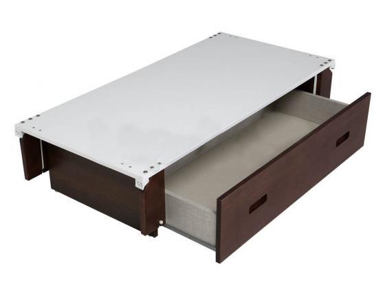 цены Ящик-маятник для кровати 120х60 Micuna СР-1688 (chocolate)