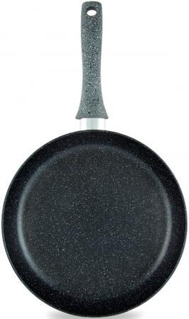 Сковорода Нева-металл 25128 Байкал для жарки крышка пресс для жарки нева гнет диаметр 23 см