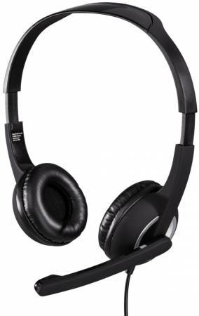 Гарнитура HAMA Essential HS 300 черный серебристый катушка helios shikara 3000f hs s3000f 750 00 черный