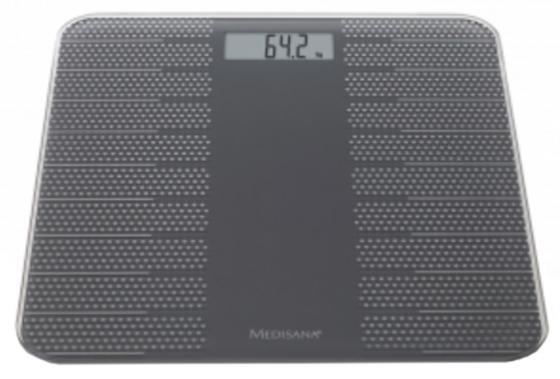 Весы напольные Medisana PS 430 серый medisana fto