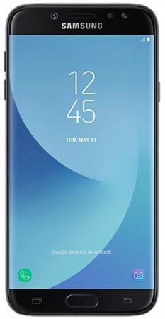 Смартфон Samsung Galaxy J7 2017 черный 5.5 16 Гб NFC LTE Wi-Fi GPS 3G SM-J730FZKNSER смартфон samsung galaxy s7 черный 5 1 32 гб nfc lte wi fi gps 3g sm g930fzkuser