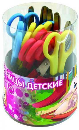 Ножницы детские Action! Fancy FSC150 12.3 см в ассортименте ножницы кустарниковые с телескопическими овальными ручками н