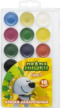 все цены на  Акварель Action! Fancy 18 цветов FWP18/2  онлайн