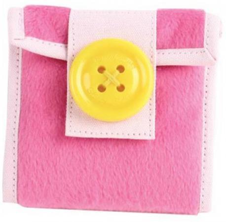 Сумочка-карман Flavio Ferrucci розовый BG1271