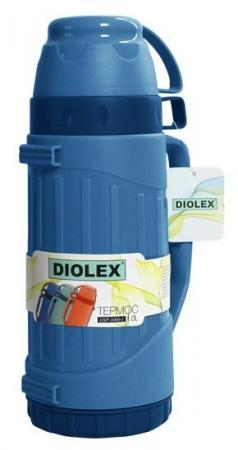 Термос Diolex DXP-1000-1-B 1л синий термос diolex dxp 1000 1 g 1л зеленый