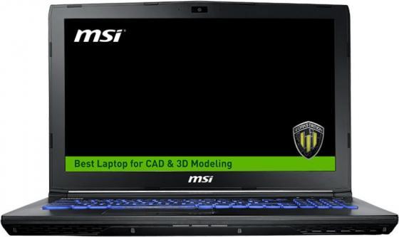 Ноутбук MSI WE62 7RJ-1879RU 15.6 1920x1080 Intel Core i7-7700HQ 1 Tb 256 Gb 32Gb nVidia Quadro M2200M 4096 Мб черный Windows 10 Professional 9S7-16J572-1879 msi original zh77a g43 motherboard ddr3 lga 1155 for i3 i5 i7 cpu 32gb usb3 0 sata3 h77 motherboard
