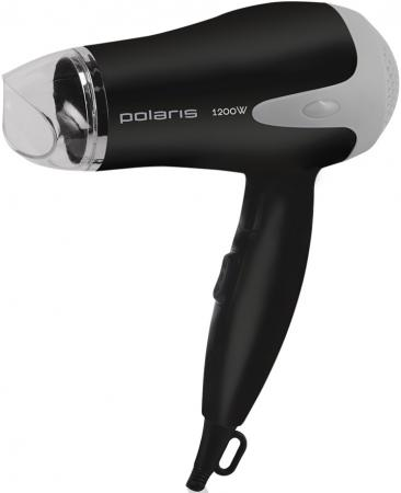 Фен Polaris PHD 1215T 1200Вт чёрный polaris phd 1038t