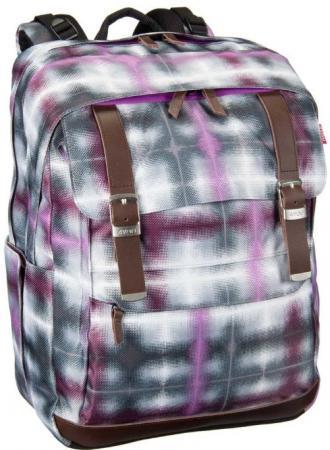Рюкзак с отделением для ноутбука 4YOU Legend Растровые Квадраты 28 л рисунок 116000-428