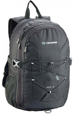 Рюкзак CARIBEE Apache 30 л черный рюкзак городской caribee phantom цвет черный 24 л