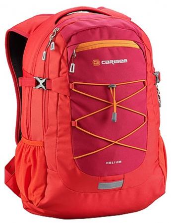 Рюкзак ортопедический CARIBEE Helium 30 л красный