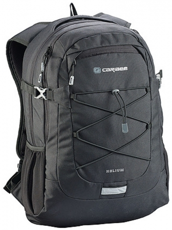 Рюкзак ортопедический CARIBEE Helium 30 л черный рюкзак caribee pulse 65 л черный 6612