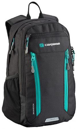 Рюкзак CARIBEE Hoodwink 16 л черный рюкзаки caribee рюкзак caribee hoodwink