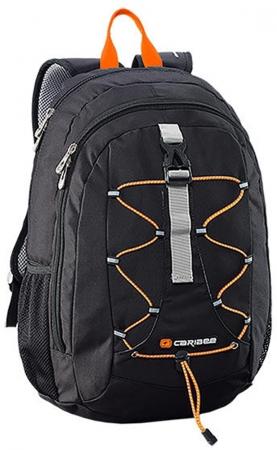 Рюкзак с анатомической спинкой CARIBEE Impala 30 л черный рюкзак с анатомической спинкой caribee x trek 28 28 л черный оранжевый 6382