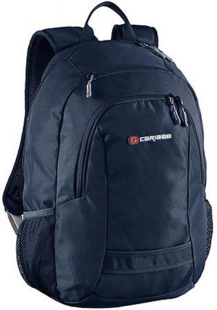 Рюкзак ортопедический CARIBEE Nile 30 л синий рюкзак caribee comet 32 л бордовый