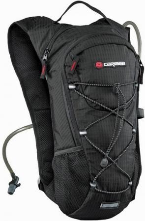 Рюкзак для путешествий светоотражающие материалы CARIBEE Skycrane 2 2 л черный рюкзак caribee x trek с анатомической спинкой черный синий 40 л