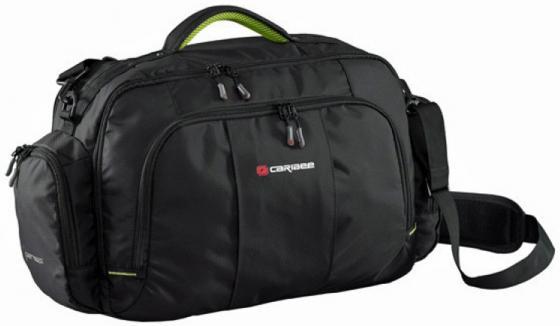 Сумка CARIBEE Fast Track Cabin Bag 32 л черный рюкзак caribee bombora 32 л черный 6378