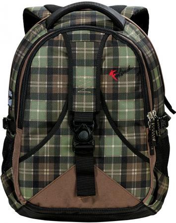 Рюкзак FASTBREAK Daypack Клетка 28 л черный зеленый 124101-108 рюкзак fastbreak 127100 258 15 л черный