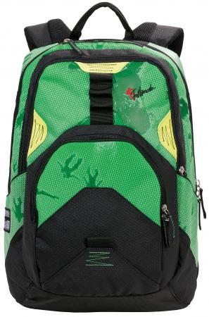 Городской рюкзак FASTBREAK Наследие 23 л зеленый 124300-114 рюкзак городской нейлон power in eavas 9065 blue в киеве
