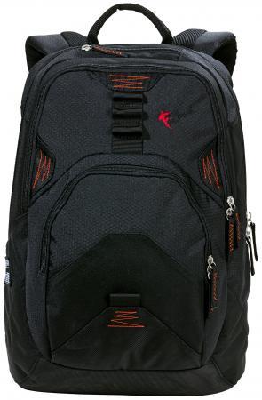 Городской рюкзак FASTBREAK 124300-119 23 л черный рюкзак prival городской 23 blue