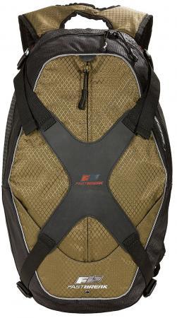 Городской рюкзак FASTBREAK 127900-256 15 л оливковый рюкзак городской нейлон power in eavas 9065 blue в киеве