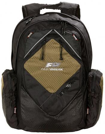 Городской рюкзак с отделением для ноутбука FASTBREAK 127600-256 25 л оливковый рюкзак городской нейлон power in eavas 9065 blue в киеве