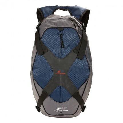 Рюкзак FASTBREAK 127900-257 15 л темно-синий рюкзак спортивный мужской adidas rfu gymbag цвет красный синий 15 л cf4984