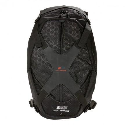 Рюкзак FASTBREAK 127100-258 15 л черный велосипедный шлем aidy rindg bjl 105