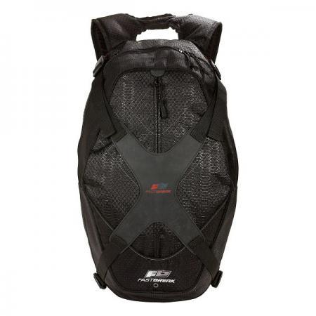 Рюкзак водонепроницаемый FASTBREAK 127900-258 15 л черный цена и фото
