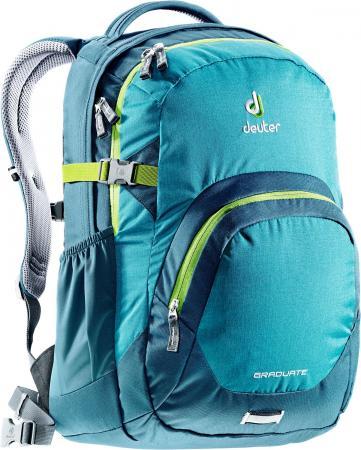 Рюкзак с анатомической спинкой Deuter Graduate 28 л бирюзовый рюкзак deuter giga цвет коричневый темно синий 28 л