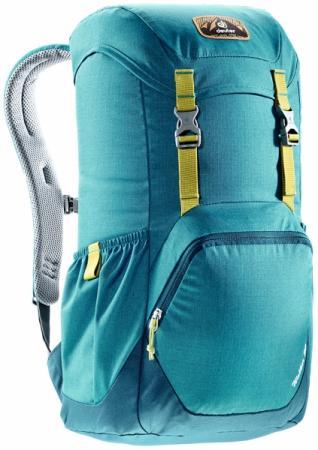 Школьный рюкзак Deuter WALKER 20 20 л бирюзовый