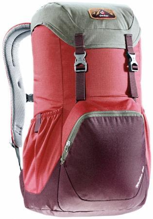 Школьный рюкзак Deuter WALKER 20 л красный