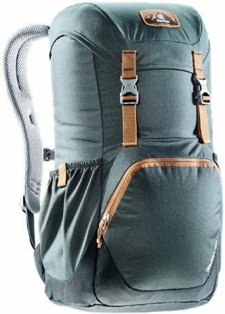 Школьный рюкзак Deuter WALKER 20 20 л черный deuter giga blackberry dresscode