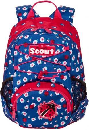 Рюкзак Scout Божья коровка 11 л синий красный 253301-683 рюкзак astro gaming scout