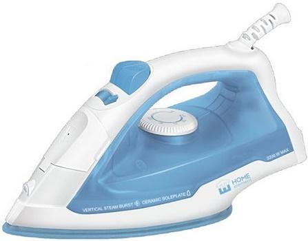 Утюг HOME ELEMENT HE-IR212 2200Вт голубой аквамарин пылесос home element he vc1801 black blue