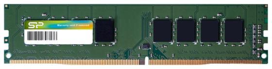 Оперативная память 8Gb (1x8Gb) PC4-19200 2400MHz DDR4 DIMM CL17 Silicon Power SP008GBLFU240B02