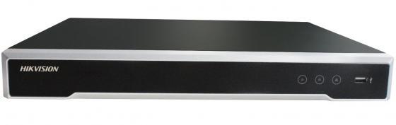 Видеорегистратор сетевой Hikvision DS-7608NI-K2/8P 3840x2160 2хHDD USB2.0 USB3.0 RJ-45 HDMI VGA до 8 каналов видеорегистратор hikvision ds 7608ni k2 8p