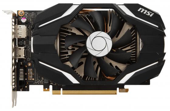 Видеокарта 3072Mb MSI GeForce GTX 1060 PCI-E 192bit GDDR5 DVI HDMI DP GTX 1060 3G OCV1 Retail видеокарта msi geforce gtx 1060 gaming x 6g 1594mhz pci e 3 0 6144mb 8100mhz 192 bit dvi hdmi hdcp