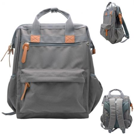 Рюкзак-сумка ортопедический Action! AB11111 серый