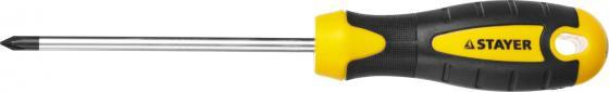 Отвертка Stayer Master Techno 2508-1-10_Z02 набор отверточный stayer master techno 46шт 25084 h46