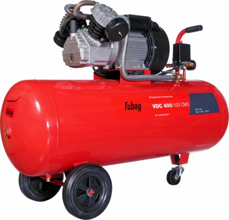 Компрессор Fubag VDC 400/100 2.2кВт компрессор fubag b4800b 100 ct4 3 0квт
