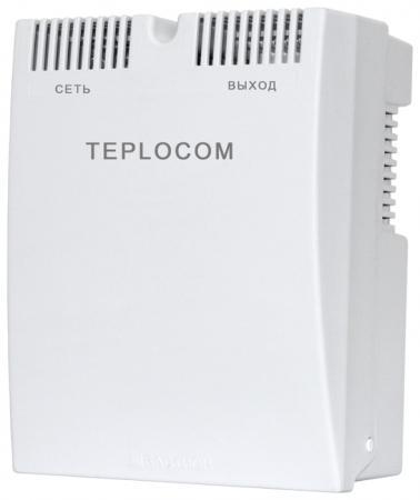 Стабилизатор напряжения Бастион Teplocom ST-888 1 розетка — стабилизатор teplocom st 888