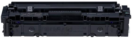 Картридж Canon 045Bk H для i-SENSYS MF631/633/635 LBP611 черный 2800стр 1246C002 картридж canon 045y h для i sensys mf631 633 635 lbp611 613 желтый 2 200 страниц