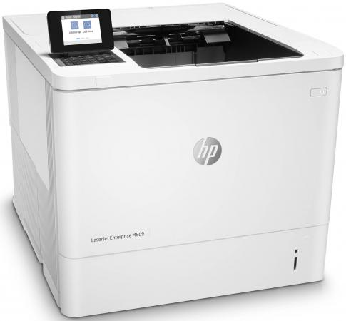 Принтер HP LaserJet Enterprise M609dn K0Q21A ч/б A4 71ppm 1200x1200dpi 512Mb USB Ethernet new paper delivery tray assembly output paper tray rm1 6903 000 for hp laserjet hp 1102 1106 p1102 p1102w p1102s printer