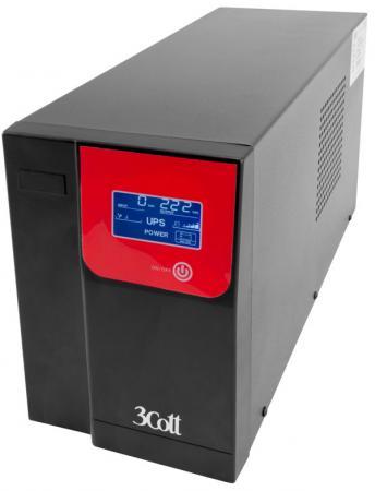 ИБП 3Cott 3C-3000-MCSE 3000VA/1800W