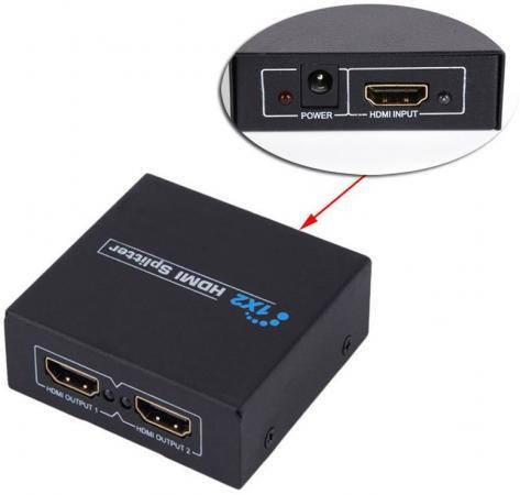 лучшая цена Разветвитель HDMI Orient HSP0102N 30460