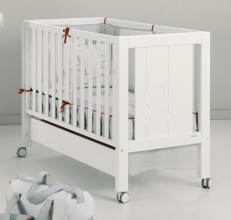 где купить Кроватка-качалка Micuna Neus Relax Big (white) по лучшей цене