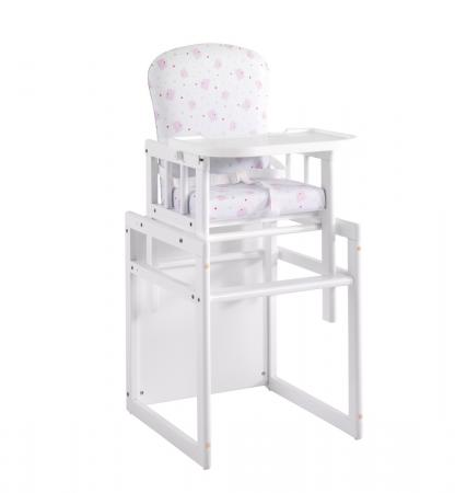 Стул-стол Micuna T-950 (white pink bears) pink white dots twin size chair fold foam bed 1 8lb density sofa beds 6x32x70