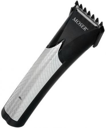 Машинка для стрижки волос Moser 1660-0460 TrendCut чёрный серебристый