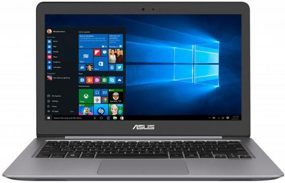 Ультрабук ASUS UX310UQ-FB522R 13.3 3200x1800 Intel Core i7-7500U 1Tb + 128 SSD 8Gb nVidia GeForce GT 940MX 2048 Мб серый Windows 10 Professional 90NB0CL1-M07980 ноутбук lenovo deapad 310 15 6 1920x1080 intel core i3 6100u 500gb 4gb nvidia geforce gt 920mx 2048 мб серебристый windows 10 80sm00vqrk